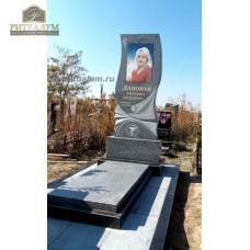 Памятник с фотокерамикой №18 — ritualum.ru