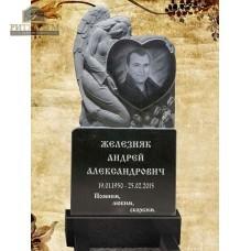 Памятник резной из гранита ЧПУ — ritualum.ru